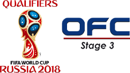 2018 FIFA World Cup Russia™ Qualifiers - OFC Stage 3 - Final