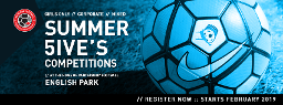 Summer Football Competitive 2019